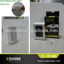 ELS-11P Waterproof ,Never Fade Solar Sensor Wall Light For A Long Service Life