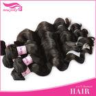 Wholesale quality unprocessed braiding pony human hair