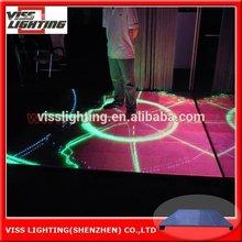 LED dance floor /P7/10mm/ Exhibition/club/showroom/clubs/nightclub