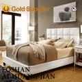 ikea casa baratos couro branco moderno mobília do quarto conjunto para adultos