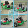 50hp to 80hp tractor use heavy flail mower/verge mulcher for garden,farm,slope