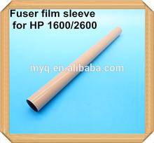 Manicotto della pellicola del fonditore/fusore fissa film per stampante hp color laserjet 1600/2600, pezzi di ricambio per stampante hp RM1- 1820- pellicola