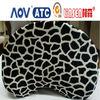 Car memory foam orthopedic pillow with visco elastic foam