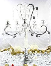 2014 parti dekorasyon öğesi ferforje düğün şamdan diy düğün ve parti