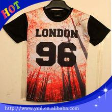 2014 Cotton T-shirt 3D Printed Tshirt Custom Printed Tshirts
