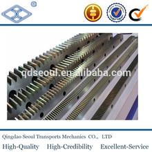 SUR2.5-1000 JIS standard SUS 304 precision power transmission milling machine stainless steel racks