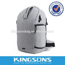 2014 new designer trendy dslr camera backpack camera bag