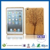 New Arrival Universal Mobile wood for ipad mini smart cover case