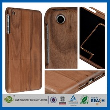 The unique universal mobile phone wood case for ipad 3