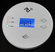 dangerous combustible gas alarm