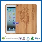 The newest style wooden case for ipad 3