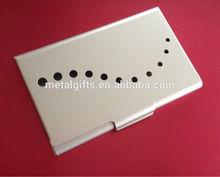 hotest aluminium namecard holder
