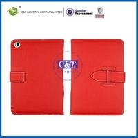 Latest Fashionable Design for ipad mini leather rotational case