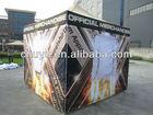 portable commercial trade show tent/gazebo