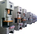 200 toneladas prensas de precisión con volante de inercia
