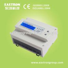 Sdm530d trifásico medidor de energía digital