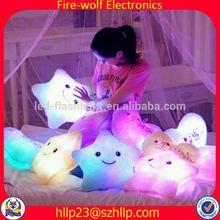 Factory Price Led Light Pillow Decorative The Pillows Merchandise Manufacturer Supplier