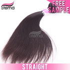 Raw Indian Virgin Hair straight 6A grade China supplier (vendor)