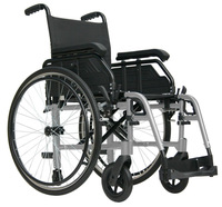 High Quality height adjustable seat wheelchair with china manufacturer