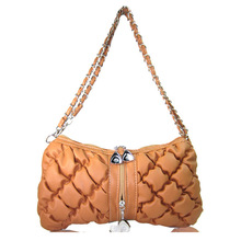 Unusual Bubble Shoulder bag in Middle Zipper Design (LCHKH46)