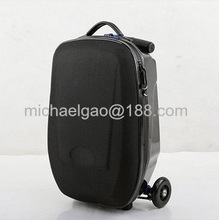 mini travel luggage sets Travel scooter bag trolley luggage