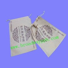 custom color non woven/velvet/cotton/satin mini drawstring pouch