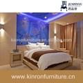 De madeira modelos de móveis de quarto de Hotel móveis de madeira maciça jogo de quarto