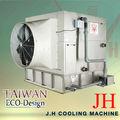 taiwán jh del evaporador y condensador de agua de refrigeración del sistema