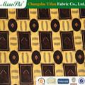 2014 africano del cordón de terciopelo y tela de moda impresa tela de terciopelo utilizado de textiles y prendas de vestir para sofá de la tela