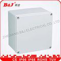 Boîte de jonction électrique installation/boîtier en plastique/plastiques. boîtes