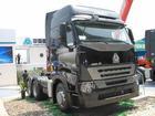 HOWO A7 6*4 Trailer Head Trucks / HOWO Tractor Trucks 380HP
