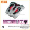 Eléctrica meyur reflexology infrarrojo lejano masaje máquina/masaje del pie
