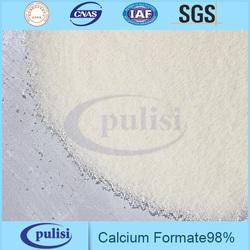 CAS NO.544-17-2 ! Food Grade Calcium formate 98