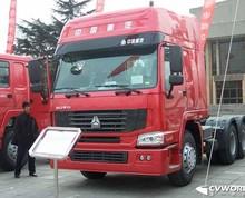 HOWO Tractor Trucks 420HP / HOWO A7 6*4 Trailer Head Trucks