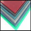 Polycarbonate hollow sheet plastic building panel and PC roofing board sheets