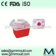 Mr.Mould 8du62 cbfs060931 approved vendor bracket 5 qt. sharps container