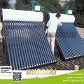 China alibaba fornecedor baixa pressão aquecedor solar de água( 18 tubo)