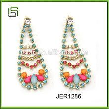 Charming fashion OEM service fashion earrings
