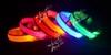 Free shipping & drop shipping pet LED collar cheap wholesale pet dog flashing collar pet glow lead