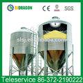 fazenda de armazenamento de trigo silos de aço aparafusadas