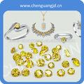 de color piedra joyas de diamantes