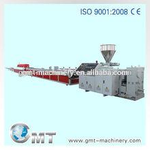 WPC Small plastic profile production line