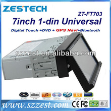 ZESTECH 1 din Android car dvd with screen Multimedia gps camera bluetooth usb sd fm am radio disc play