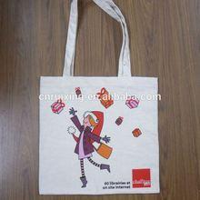 2014 hot sale tote canvas bag