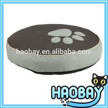 Round Soft Fashion Pet Cushion