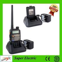 UHF VHF Dual Band Dual Display Dual Standby Baofeng UV-5RO Two Way Radio Repeater