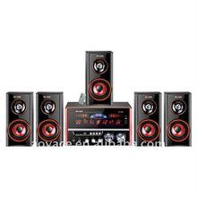 professional mini multimedia 5.1 surround sound system