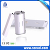 Micro USB input 5v 1a Li-ion portable universal 2600mah power bank charger for iphone 5s 5 5c