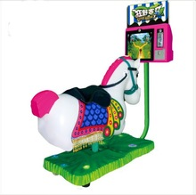 horse riding games for kids Kids Coin-operated game machine children indoor rides 3D horse racing