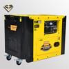 Silent Single Phase 5kw/5kva diesel generator set